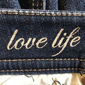 White House Black Market Jeans - WHBM BLANC BOOTLEG JEANS SIZE 6R